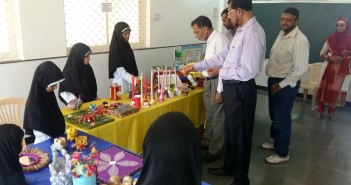 Aashiyana Institute organises an Art and Craft exhibition