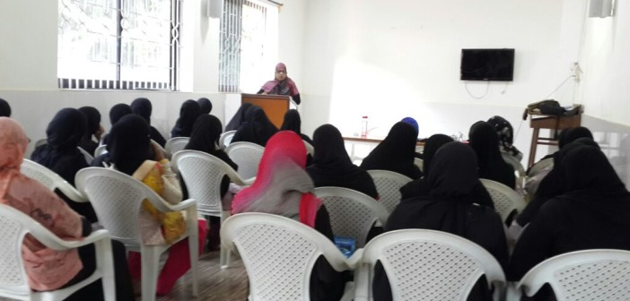 Jamaat e Islami Hind -Margao Unit organizes a pre – marital counselling session