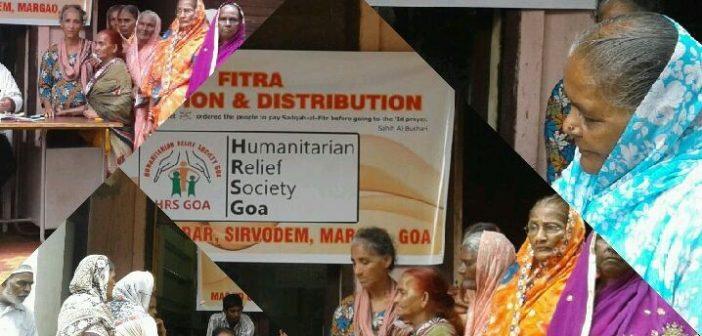 HRS distributes IDD Kits across Goa