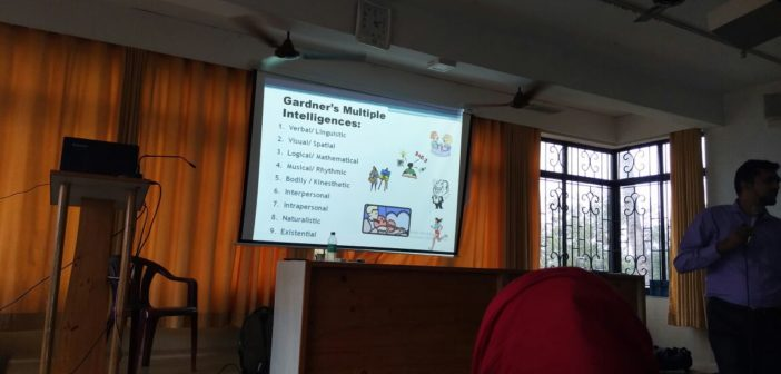 Teachers Orientation Programme organised by BIE