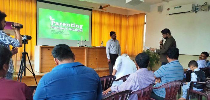 All Goa Parenting Workshop Organised by BIE